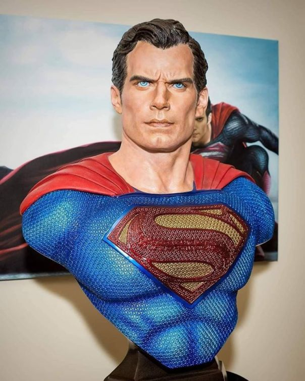 Buste Superman 1