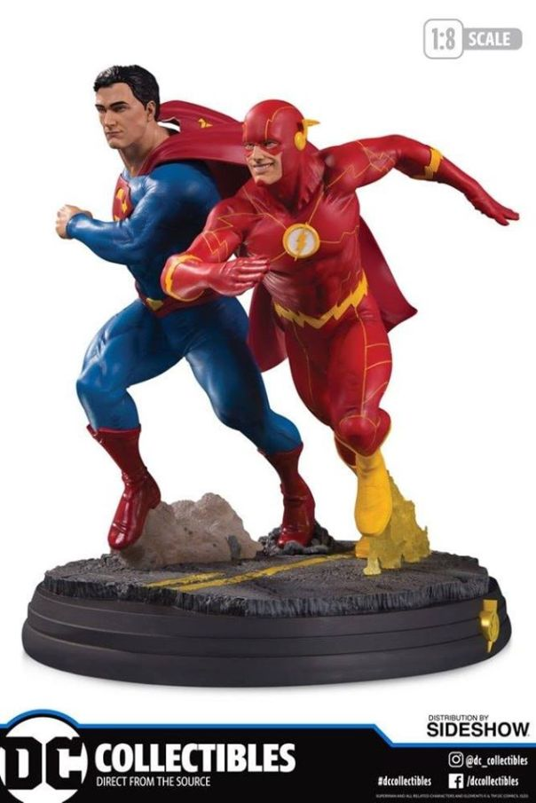 Superman & Flash