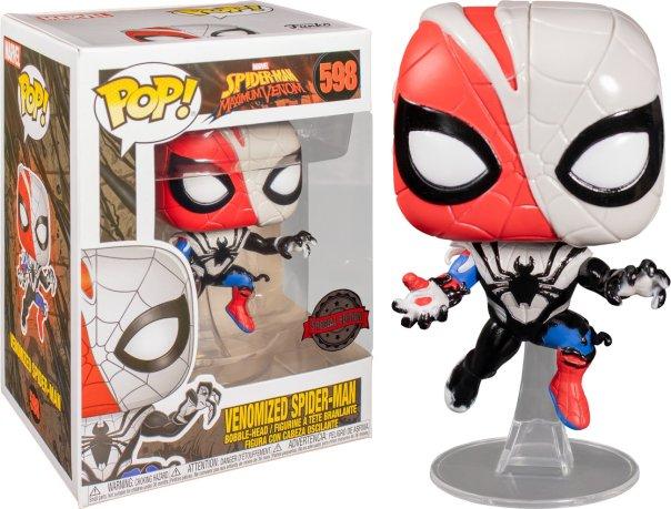 Venomized Spider-Man