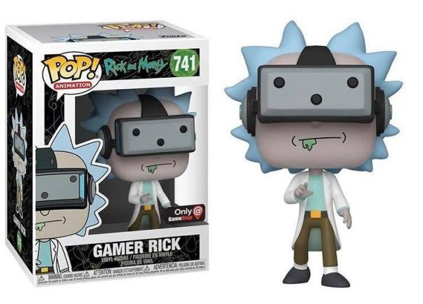 Gamer Rick