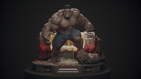 Hulk gris 7