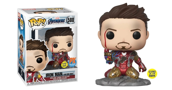 Iron Man 580