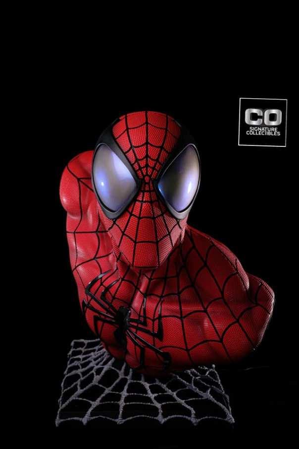 Buste Spider-Man 8