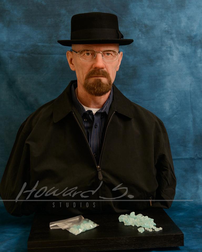 Heisenberg Bryan Cranston