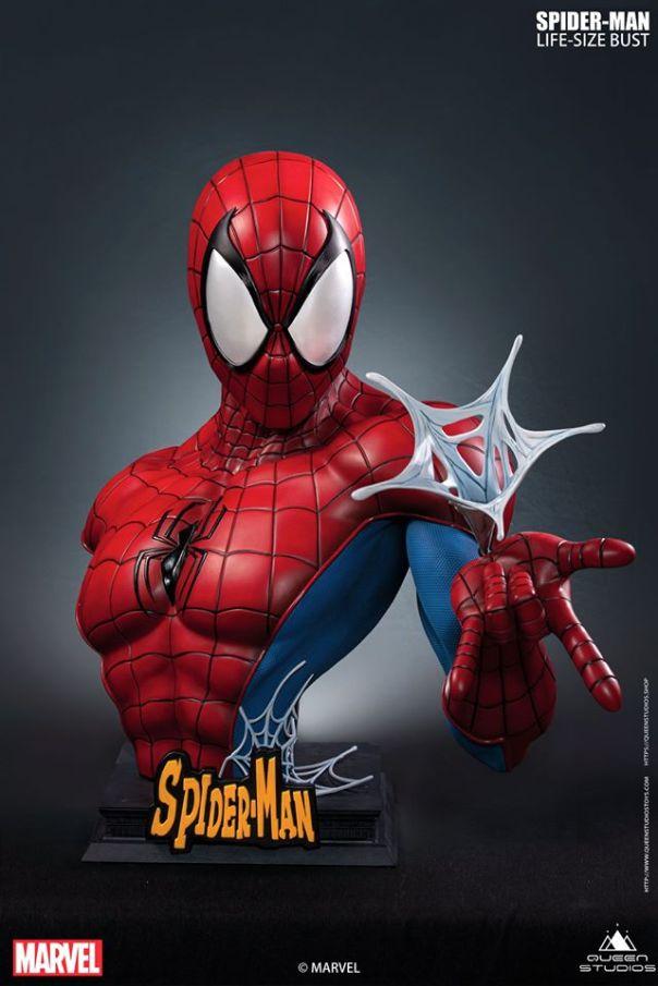 Buste Spider-Man 10