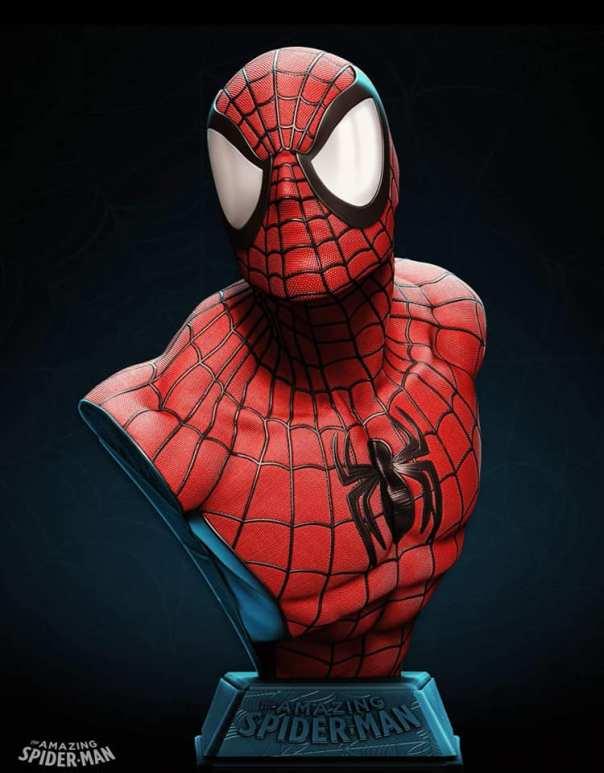Buste Spider-Man 9