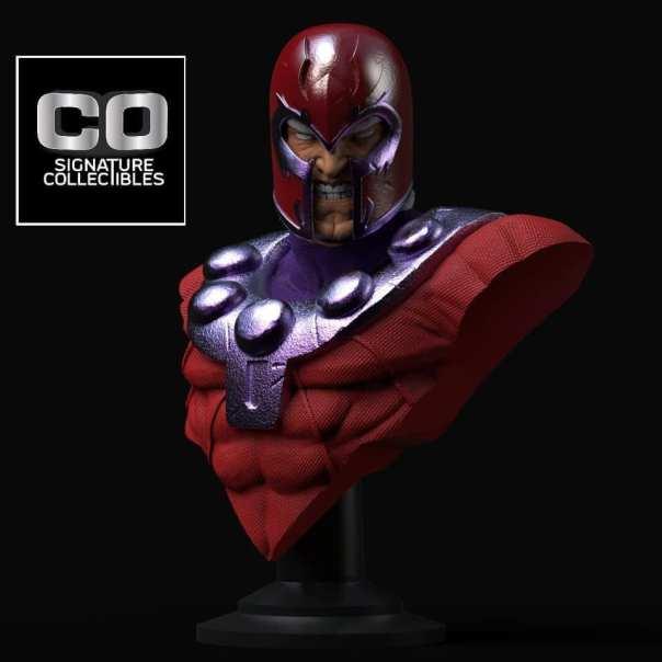 Buste Magneto 2