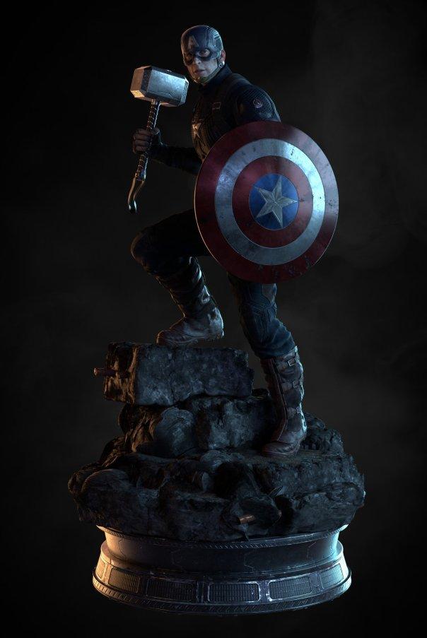 Captain America 120