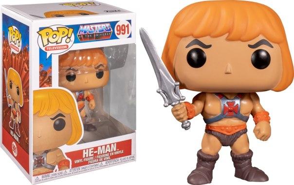 He-Man - Musclor 1