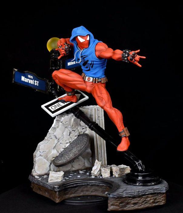 Scarlet Spider-Man 3