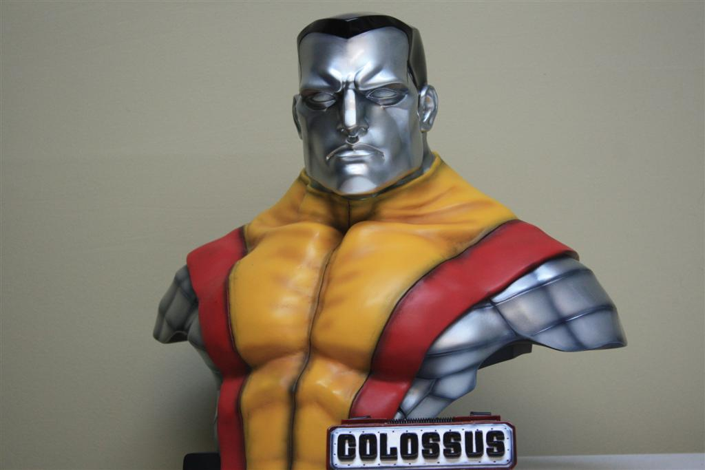 Buste Colossus
