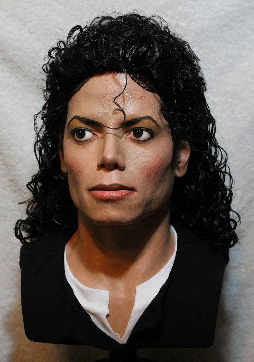 Buste Michael Jackson 1