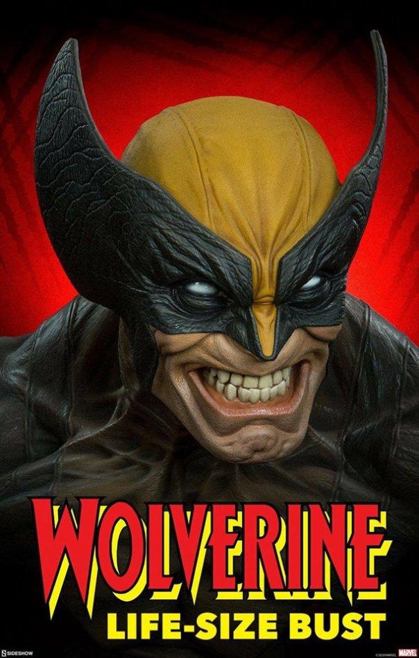 Buste Wolverine 2