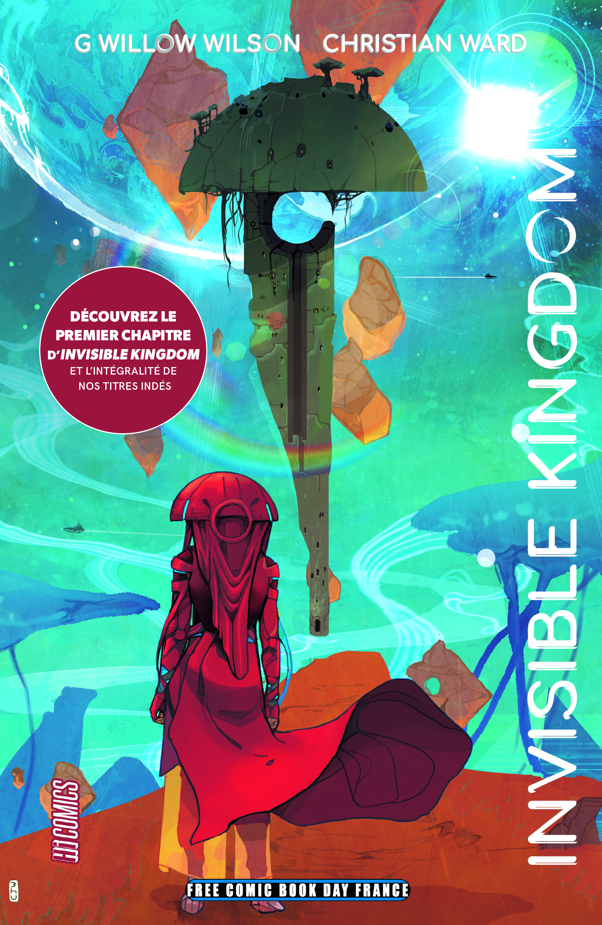 Cover_Invisible Kingdom_FCBD_2020_07.indd