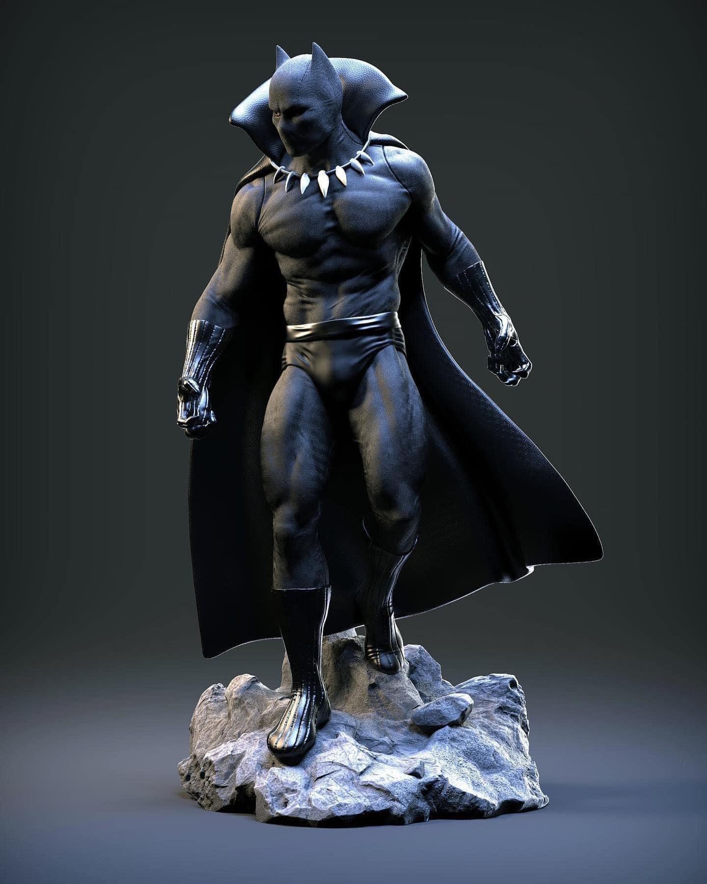 Black Panther 34