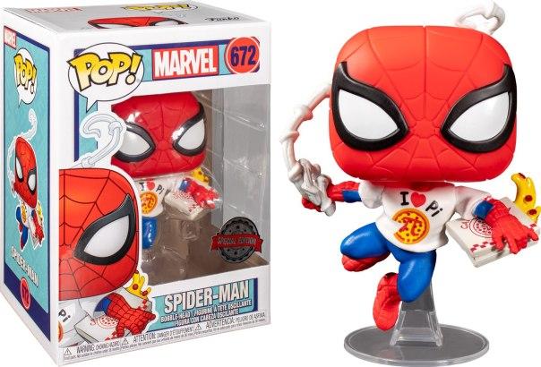 Spider-Man 672