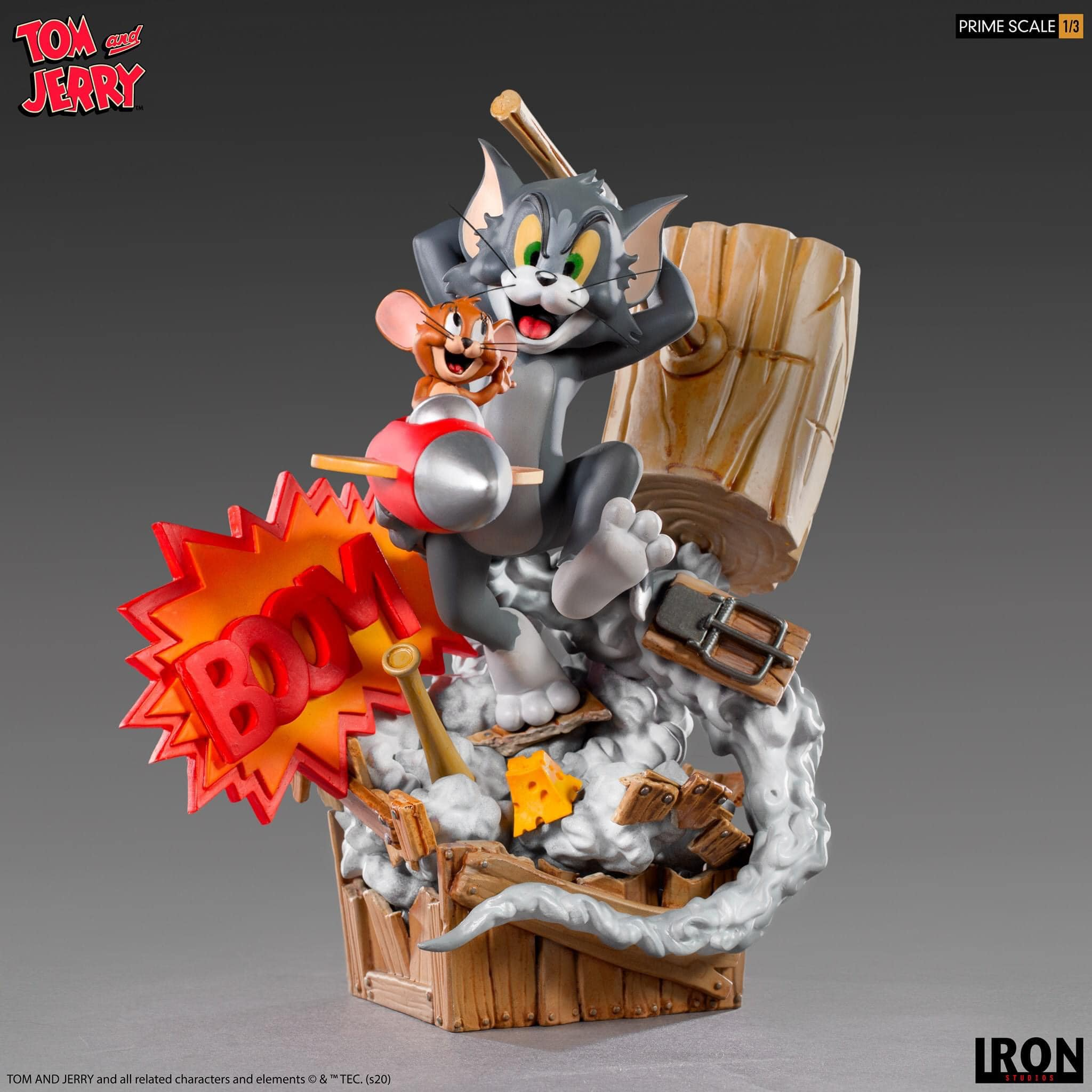 Tom & Jerry 1