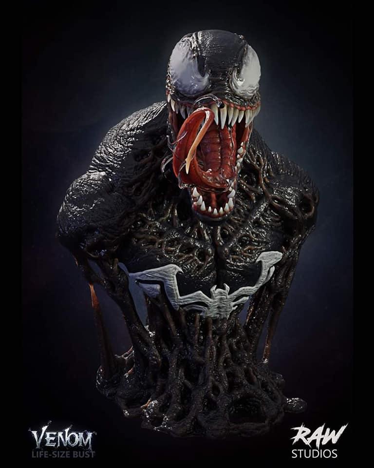 Buste Venom 3